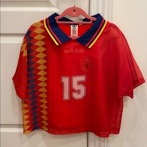 Urban Outfitters Adidas Spain Jersey